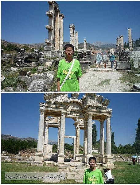 阿芙羅迪西亞古城