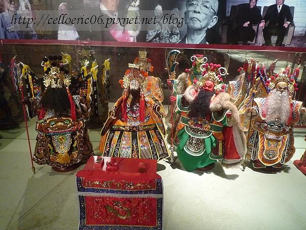 台北偶戲館~布袋戲