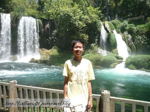 安塔麗雅~度登瀑布