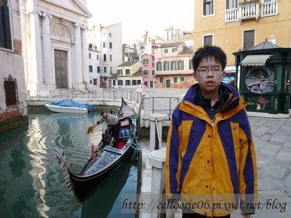 比浪漫更浪漫的形容詞叫威尼斯