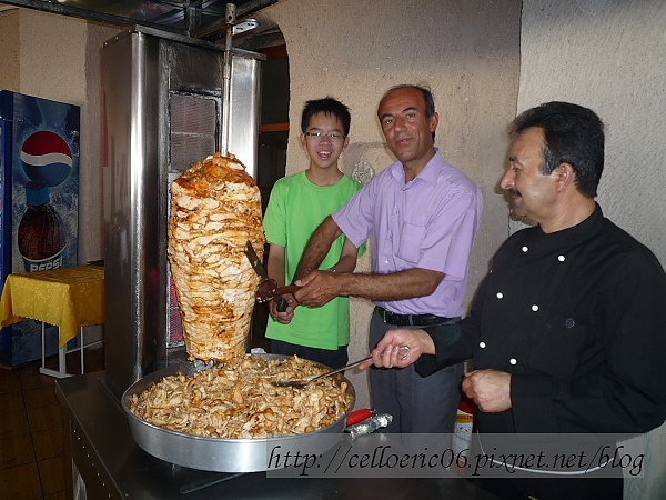 卡帕多奇亞之美食