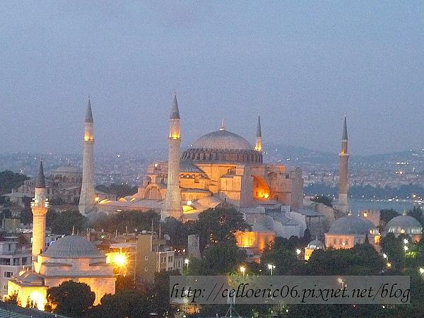 伊斯坦堡夜景之美食