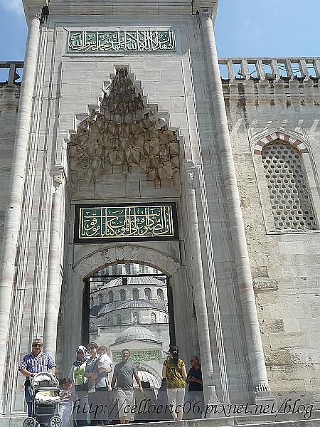 【伊斯坦堡】藍色清真寺