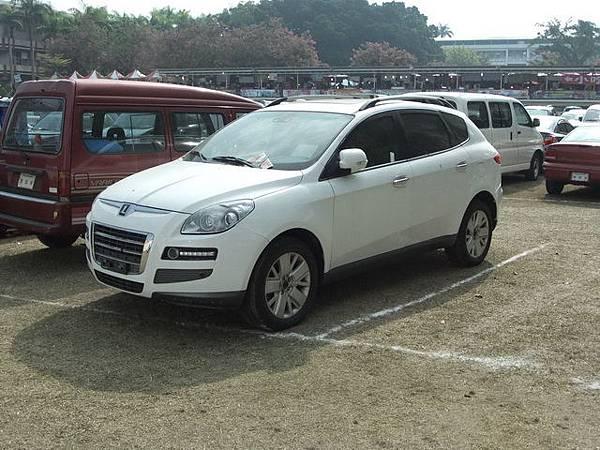 LUXGEN U7 試作車 (1)