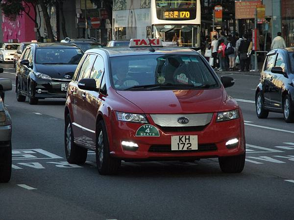 BYD e6 計程車 (AD1)