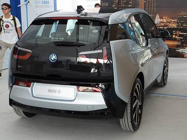 BMW i3 試乘會 (7)