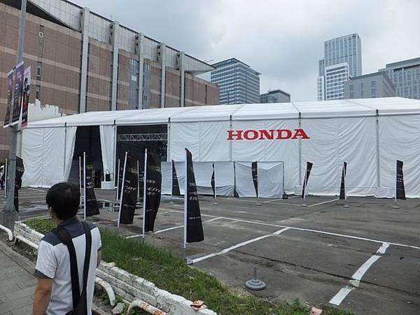HONDA CITY V 賞車會 (1)