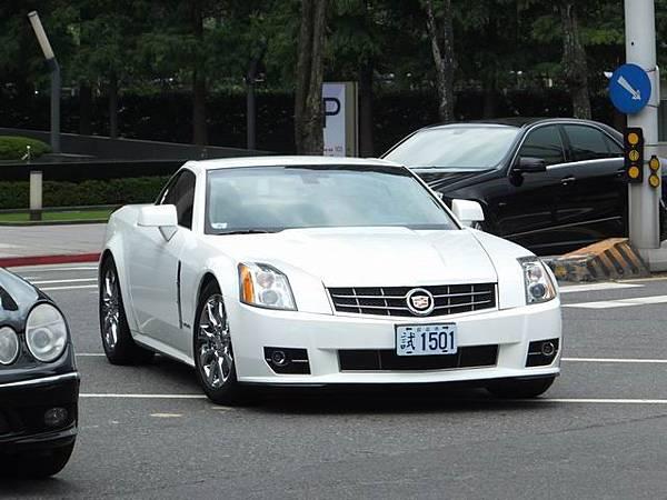 Cadillac XLR 試車牌 (2)
