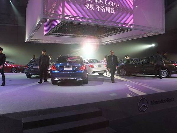 Mercedes-Benz W205 C-Class  發表會 (10)