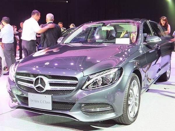 Mercedes-Benz W205 C-Class  發表會 (20)