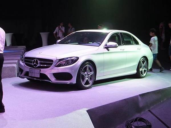 Mercedes-Benz W205 C-Class  發表會 (16)