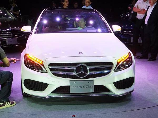 Mercedes-Benz W205 C-Class  發表會 (17)