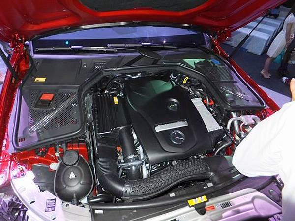 Mercedes-Benz W205 C-Class  發表會 (15)
