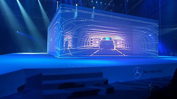 Mercedes-Benz W205 C-Class  發表會 (5)