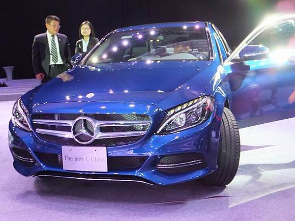 Mercedes-Benz W205 C-Class  發表會 (21)