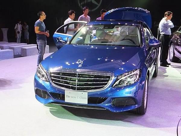 Mercedes-Benz W205 C-Class  發表會 (18)