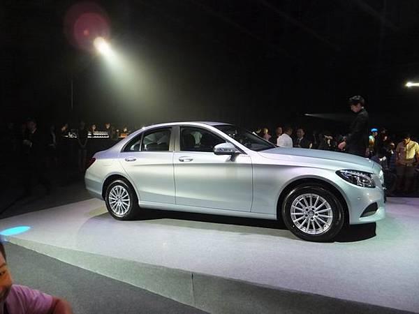 Mercedes-Benz W205 C-Class  發表會 (11)