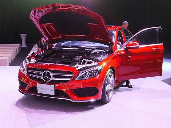 Mercedes-Benz W205 C-Class  發表會 (23)