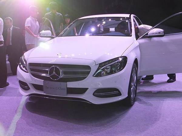 Mercedes-Benz W205 C-Class  發表會 (22)