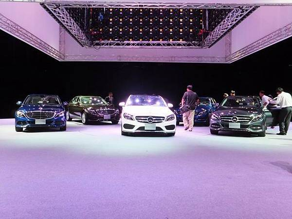 Mercedes-Benz W205 C-Class  發表會 (24)