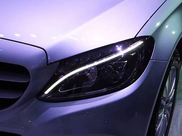 Mercedes-Benz W205 C-Class (2)