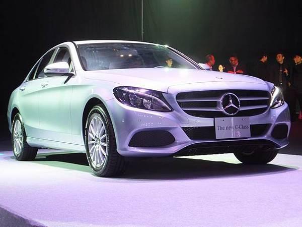 Mercedes-Benz W205 C-Class (1)