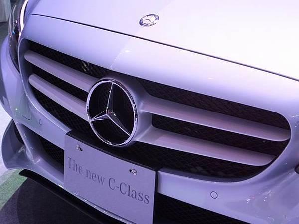 Mercedes-Benz W205 C-Class (3)