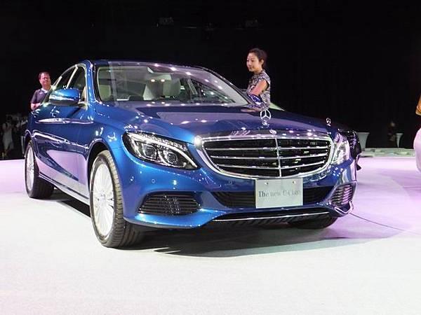 Mercedes-Benz W205 C-Class (42)