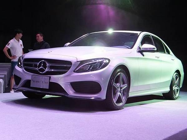 Mercedes-Benz W205 C-Class (57)