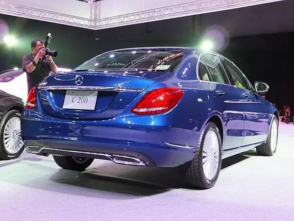 Mercedes-Benz W205 C-Class (46)