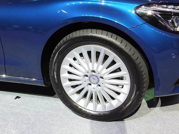 Mercedes-Benz W205 C-Class (44)