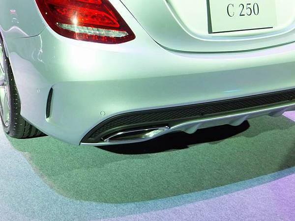 Mercedes-Benz W205 C-Class (62)