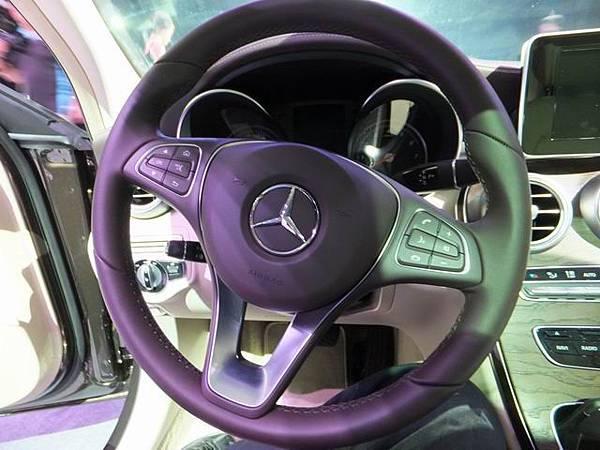 Mercedes-Benz W205 C-Class (72)