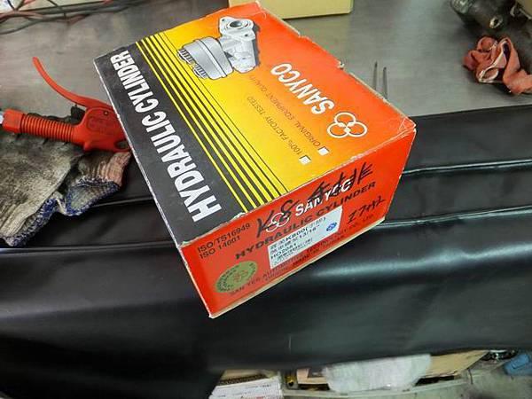 CIVIC 煞車總泵&碼表感應線 (10)