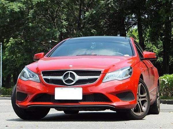 Mercedes-Benz C207 E250CGI (2)