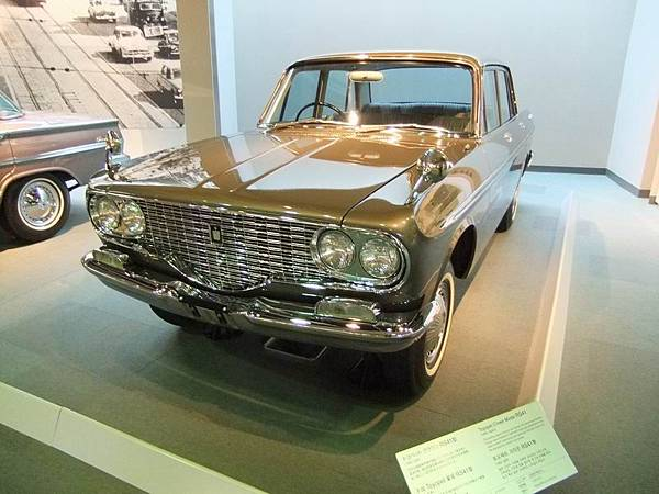 TOYOTA CROWN RS40 Deluxe (1)