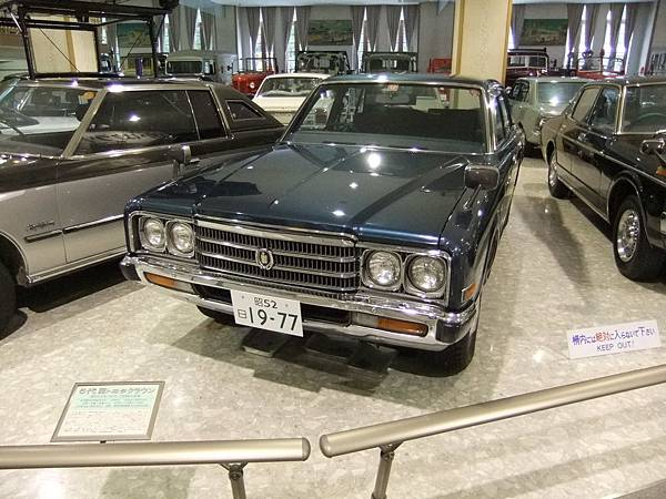 TOYOTA CROWN MS80