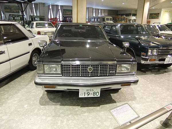 TOYOTA CROWN MS110