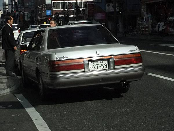 TOYOTA S130 CROWN HardTop RoyalSaloon