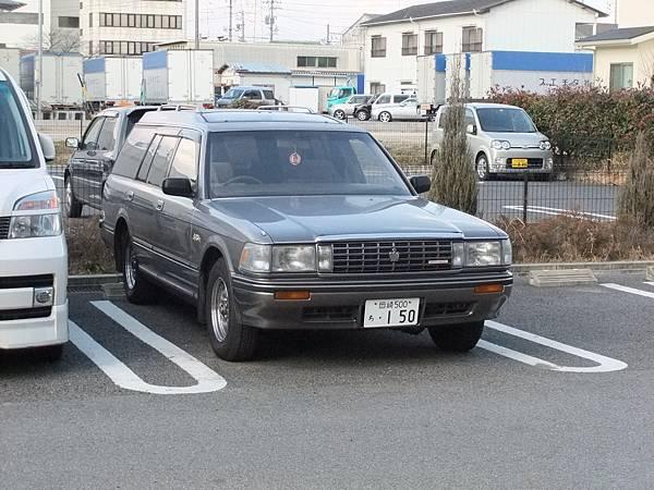 TOYOTA S130 CROWN Wagon