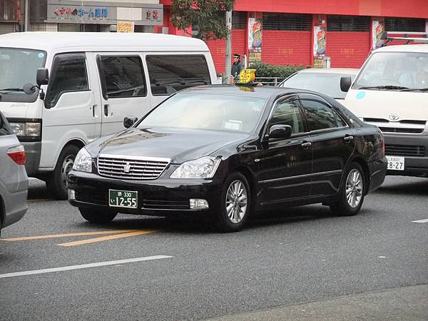 TOYOTA S180 CROWN 計程車