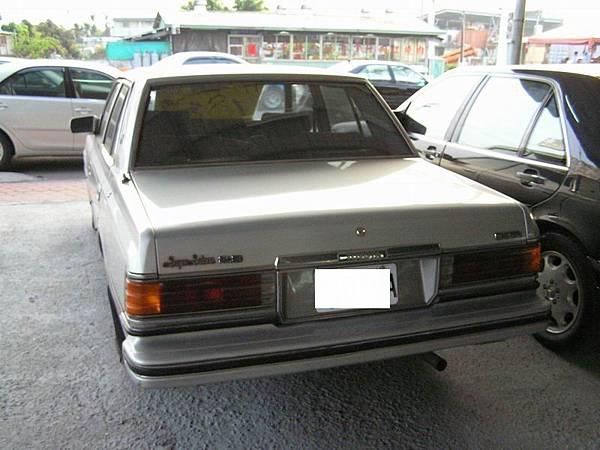 TOYOTA S110 CROWN Sedan SuperSaloon 2.8 (2)