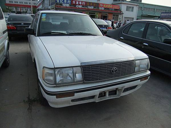TOYOTA S120 CROWN Deluxe 1993 (Q1)