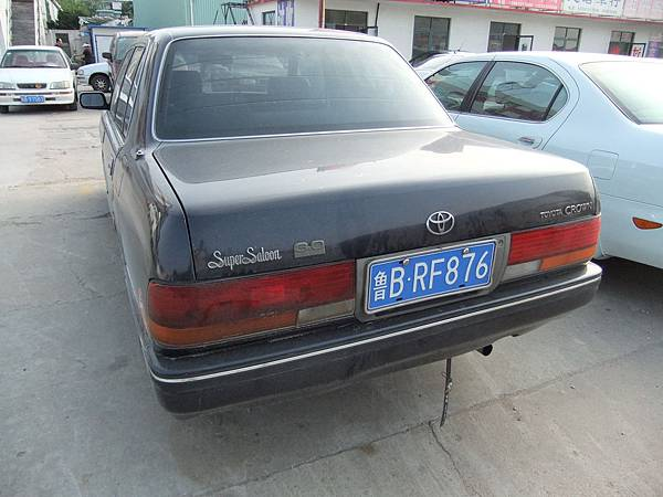TOYOTA S120 CROWN Sedan 2.4 1993 (Q2)
