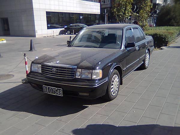 TOYOTA S132 CROWN Sedan (K1)