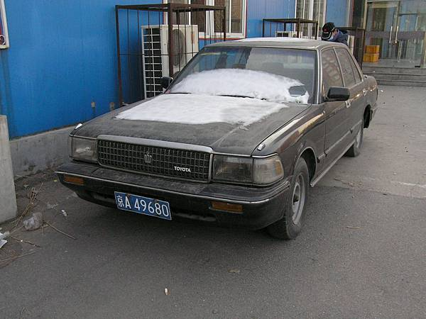 TOYOTA S130 CROWN Sedan (K1)