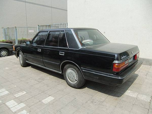TOYOTA S120 CROWN Sedan SuperSaloon (N7)
