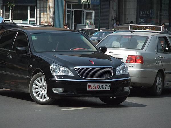 一汽紅旗 HQ300 吉林武警消防部隊 (P1)