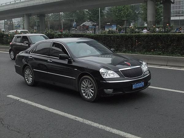 一汽紅旗 HQ3 吉林省政府 (U1)
