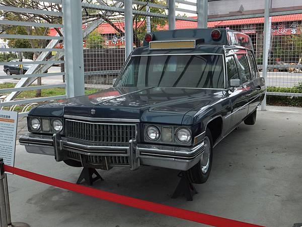 Cadillac Deville IV 蔣經國救護車 (1)